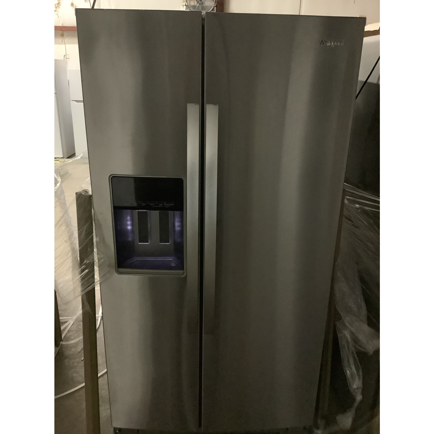 Whirlpool Wp refrigerator