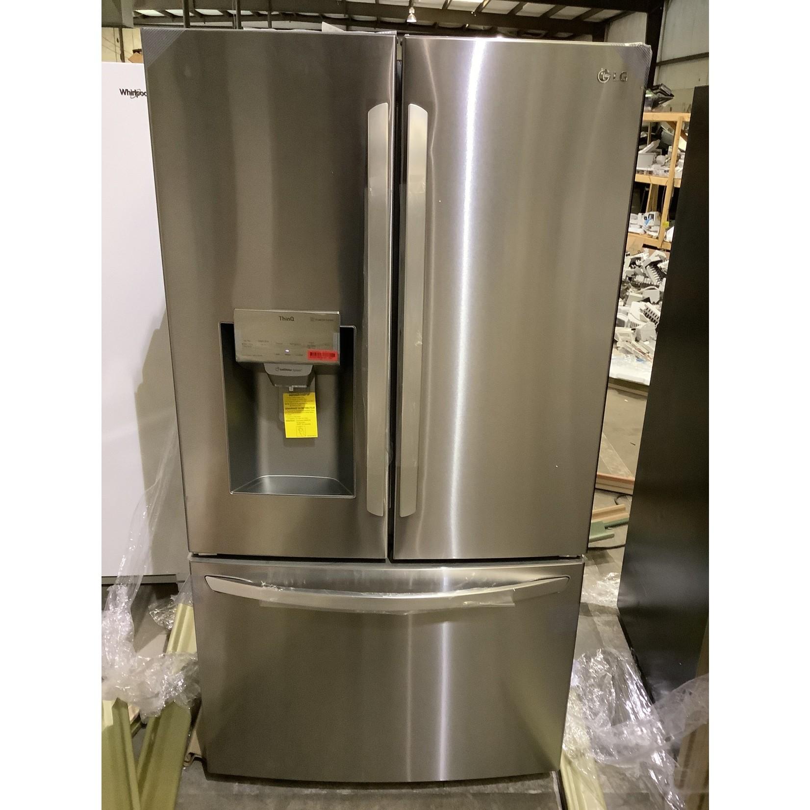 LG Lg 3 door refrigerator