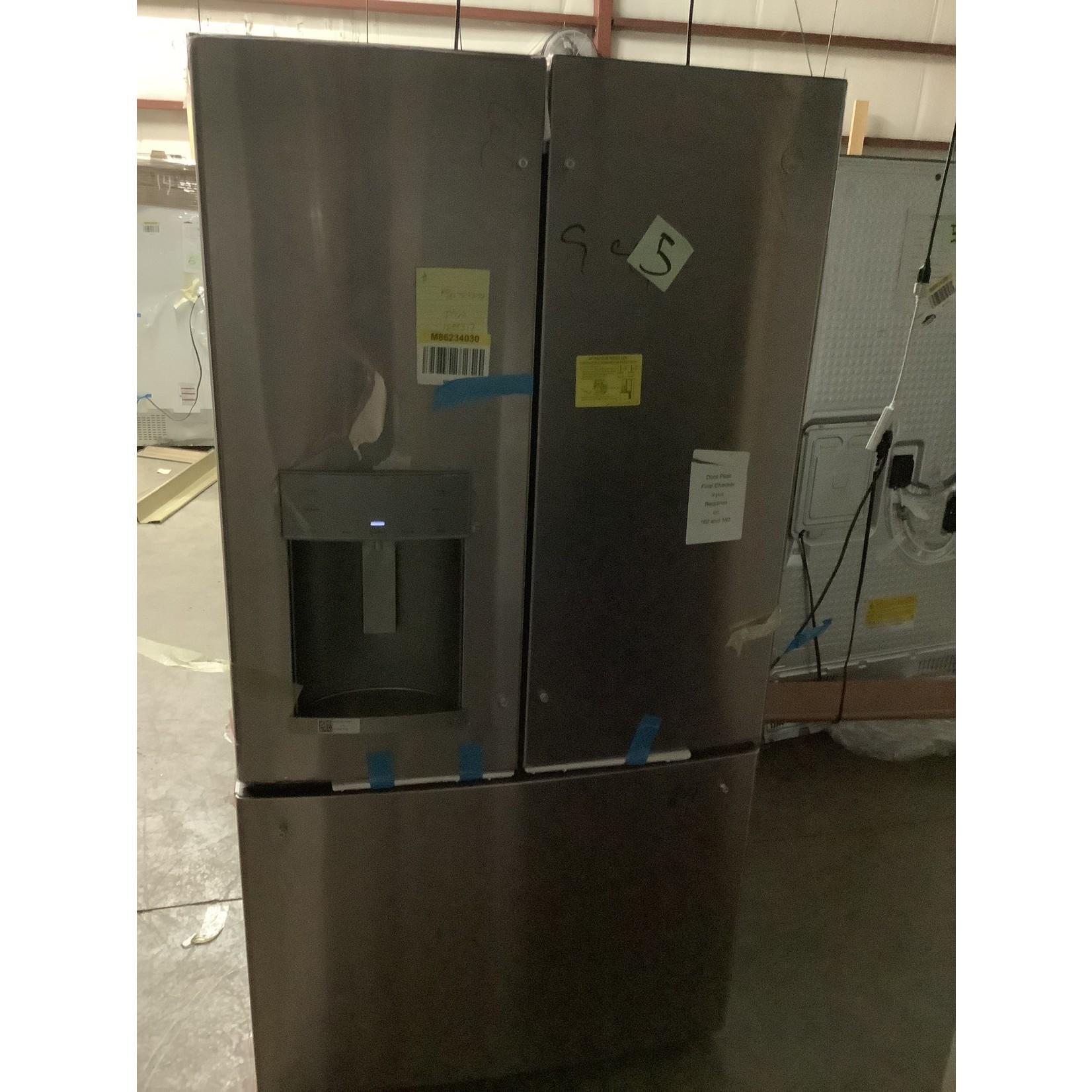 GE Ge 3 door refrigerator