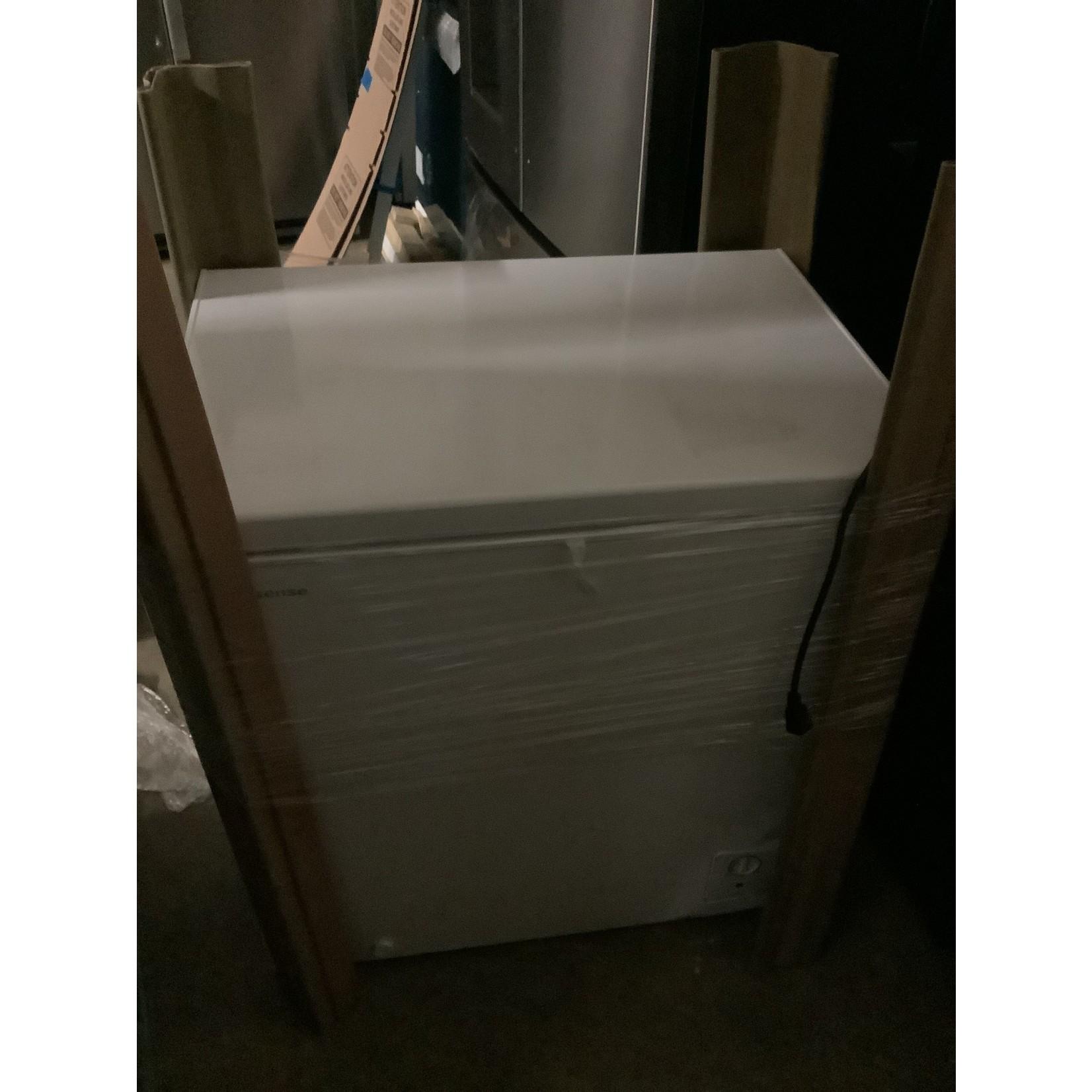 HISENSE Hisense chest freezer