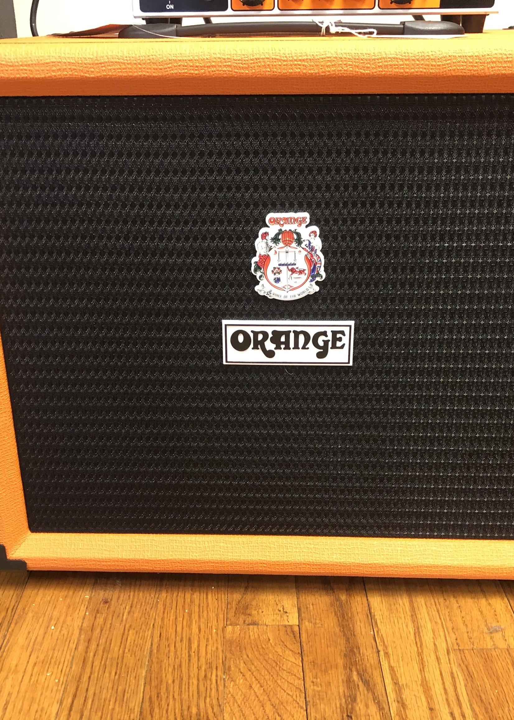 Orange Orange OBC112 Bass Cab