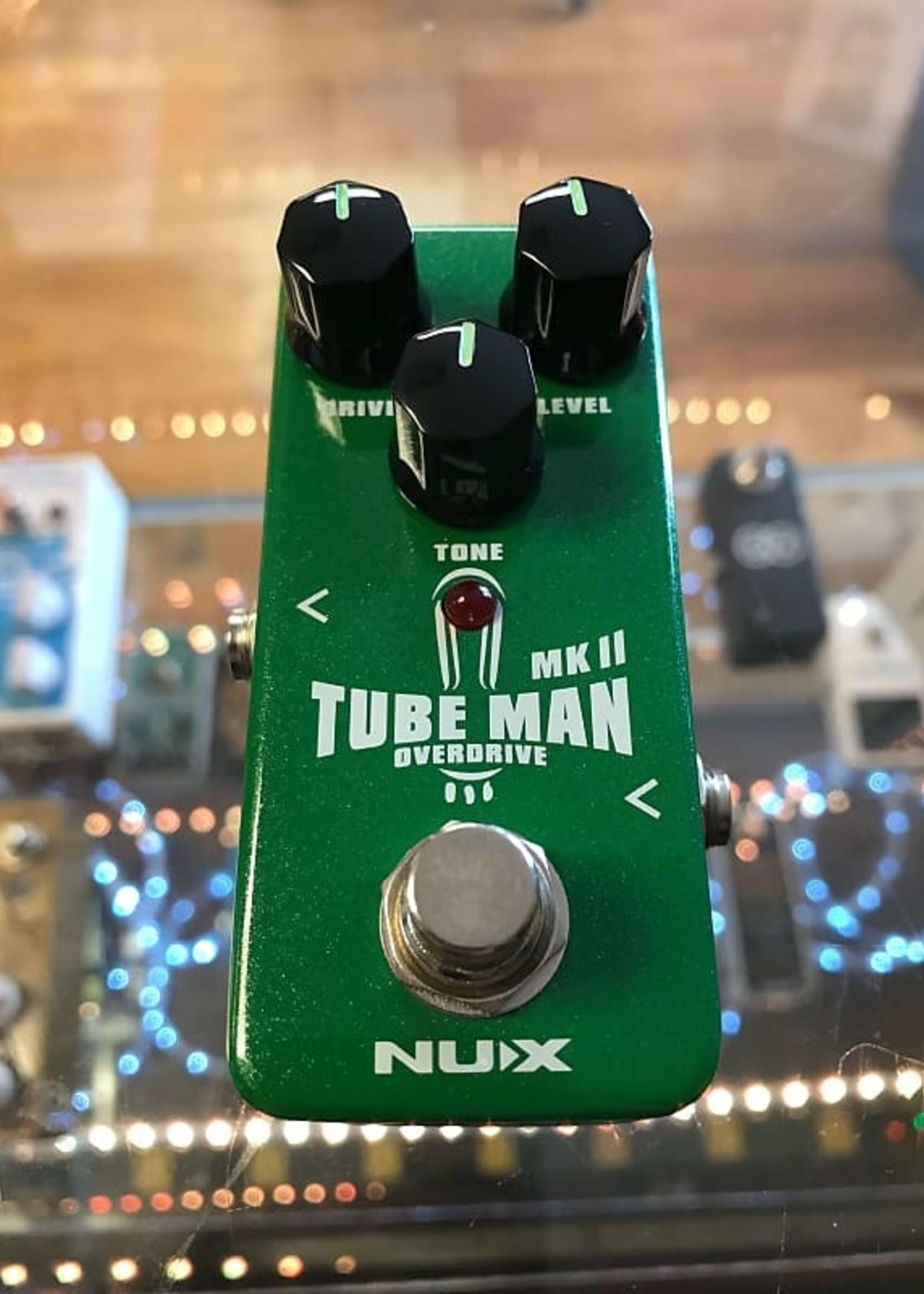 Nux Nux Tubeman NOD-2 Overdrive