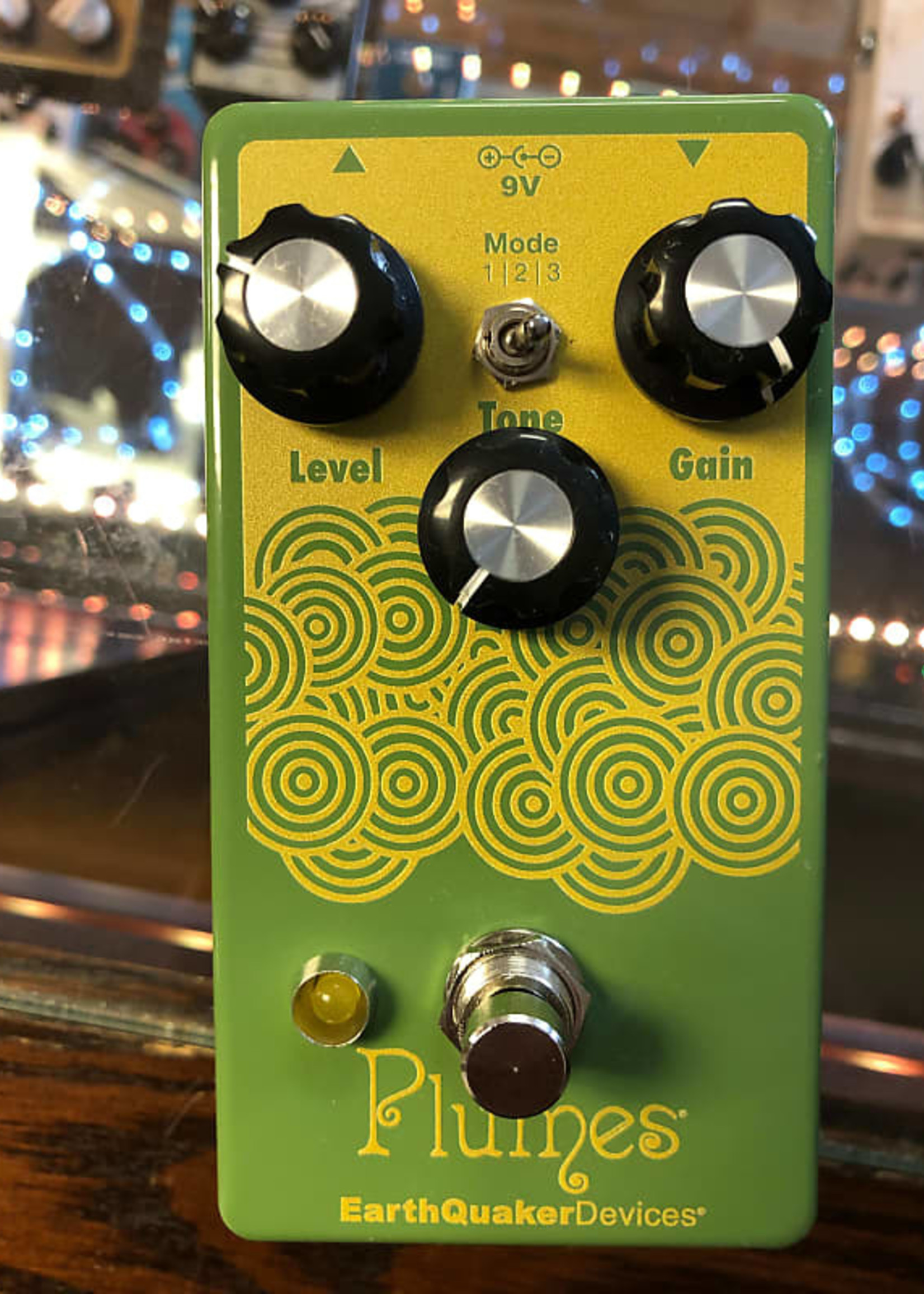 EarthQuaker Devices EQD Plumes