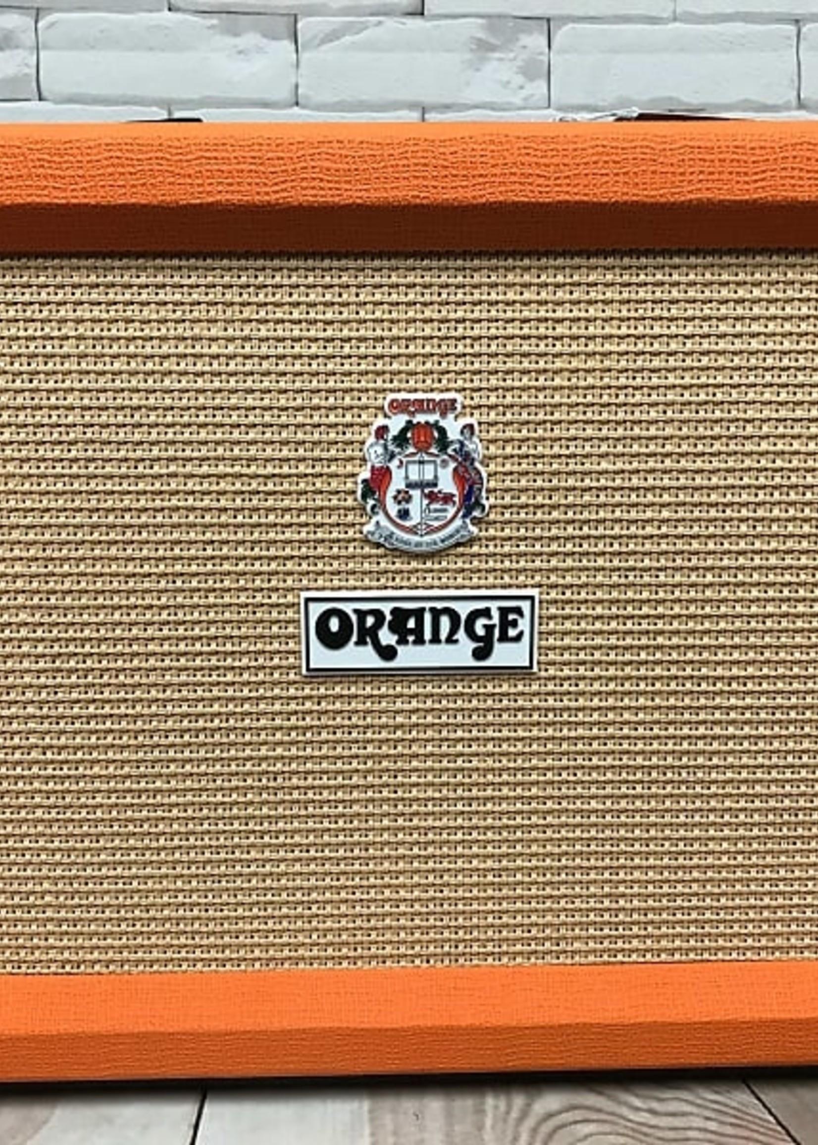 Orange Orange Rocker 15