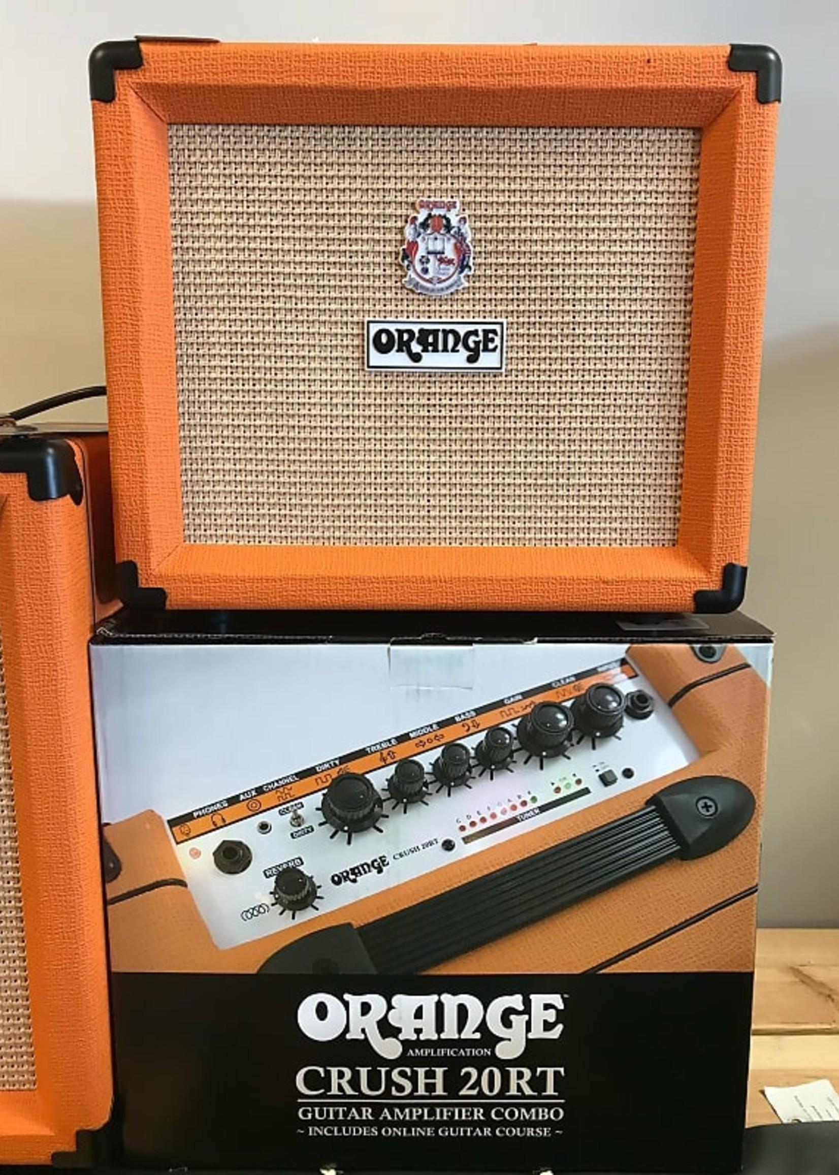 Orange Orange Crush 20RT