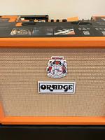 Orange Orange Rocker 32