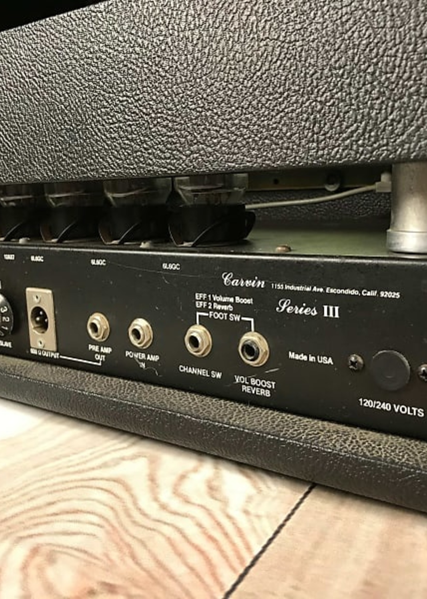 Carvin X100B used