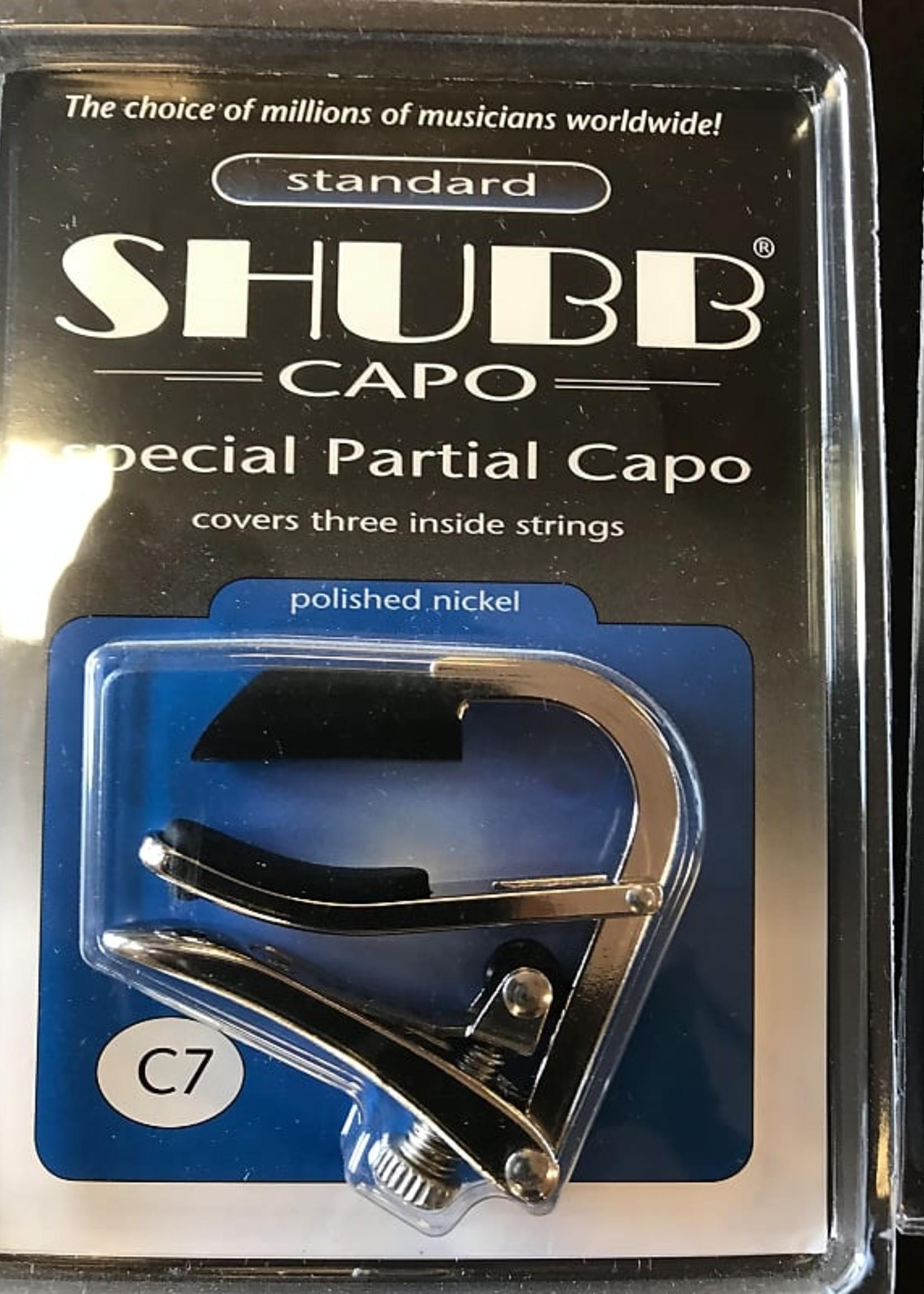 Shubb Cut Capo