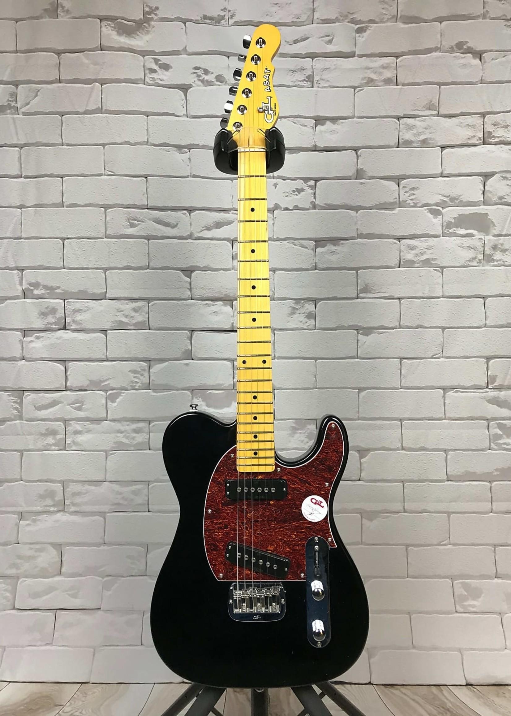 G&L Guitars G&L Asat Special Gloss Black