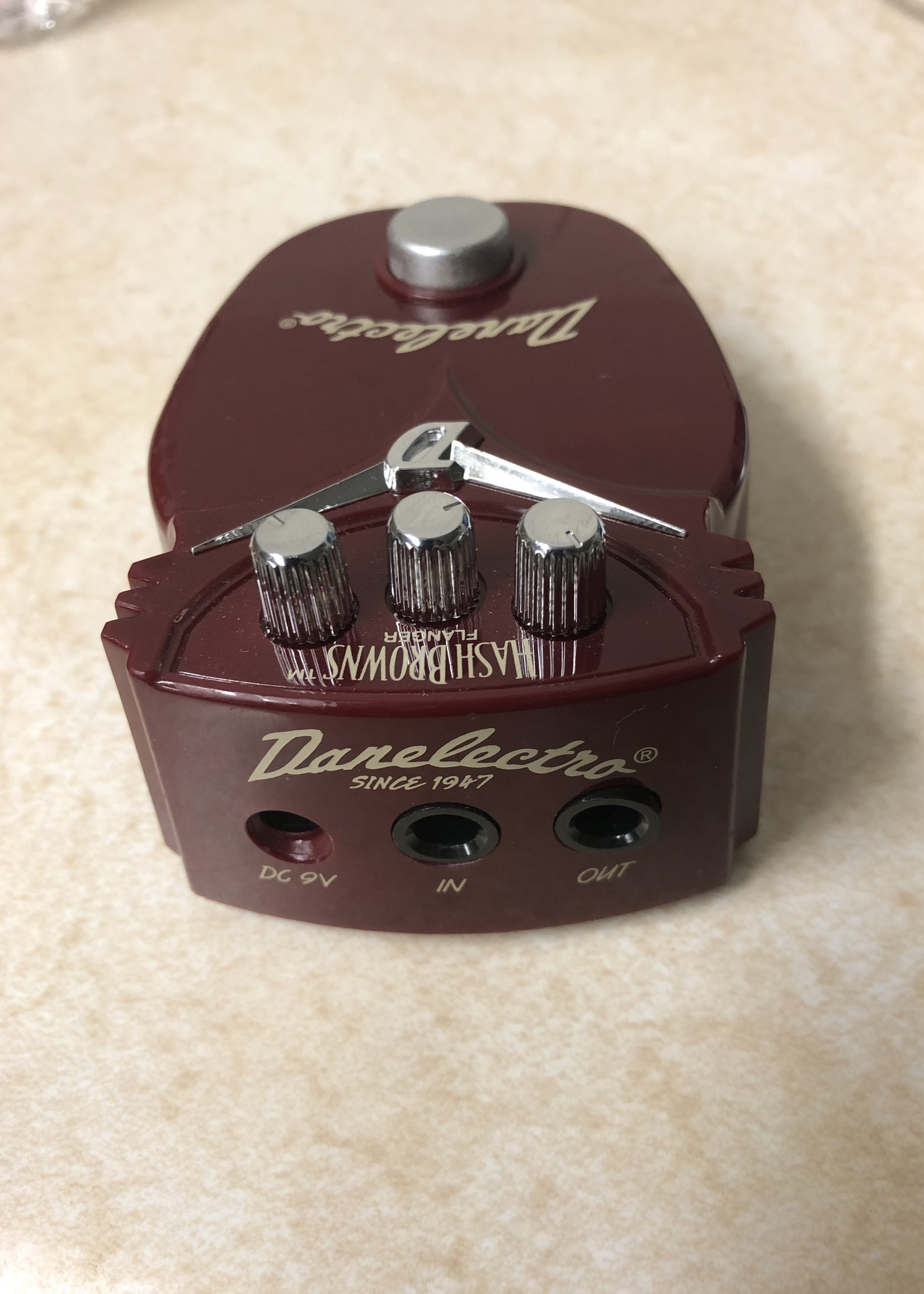 Danelectro Hash Browns Flanger (used)