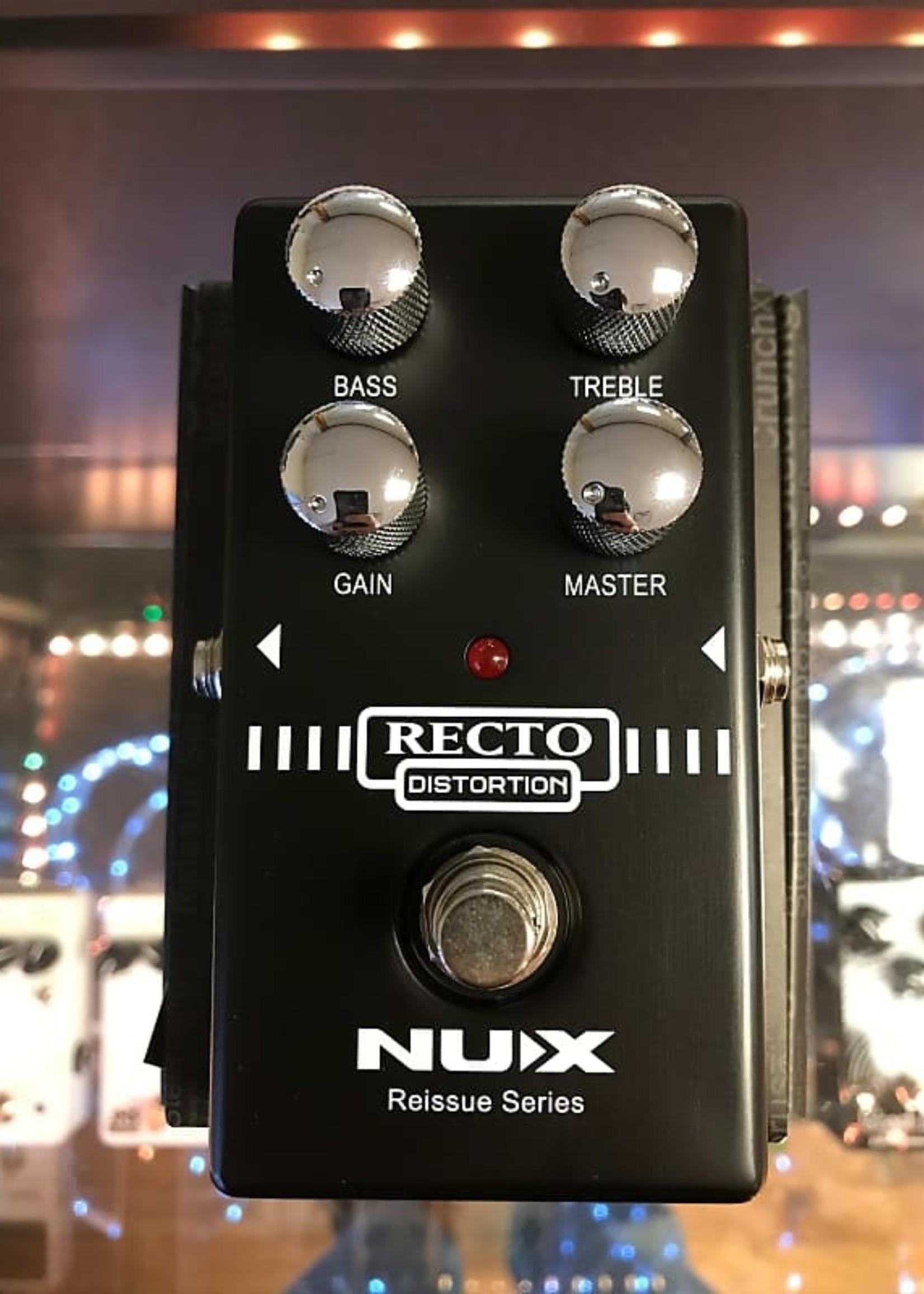 Nux Nux Recto Distortion