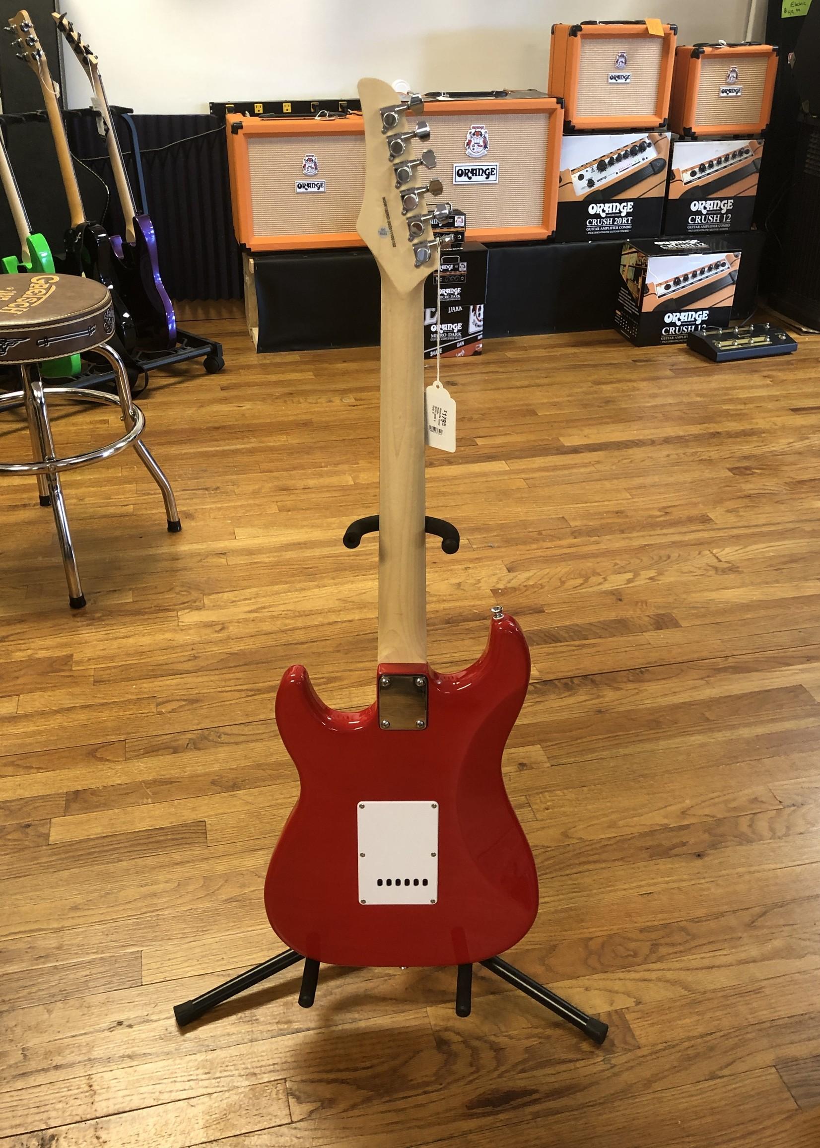 Nashville Gutiar Works Nashville Guitar Works NGW130RD S Style  R