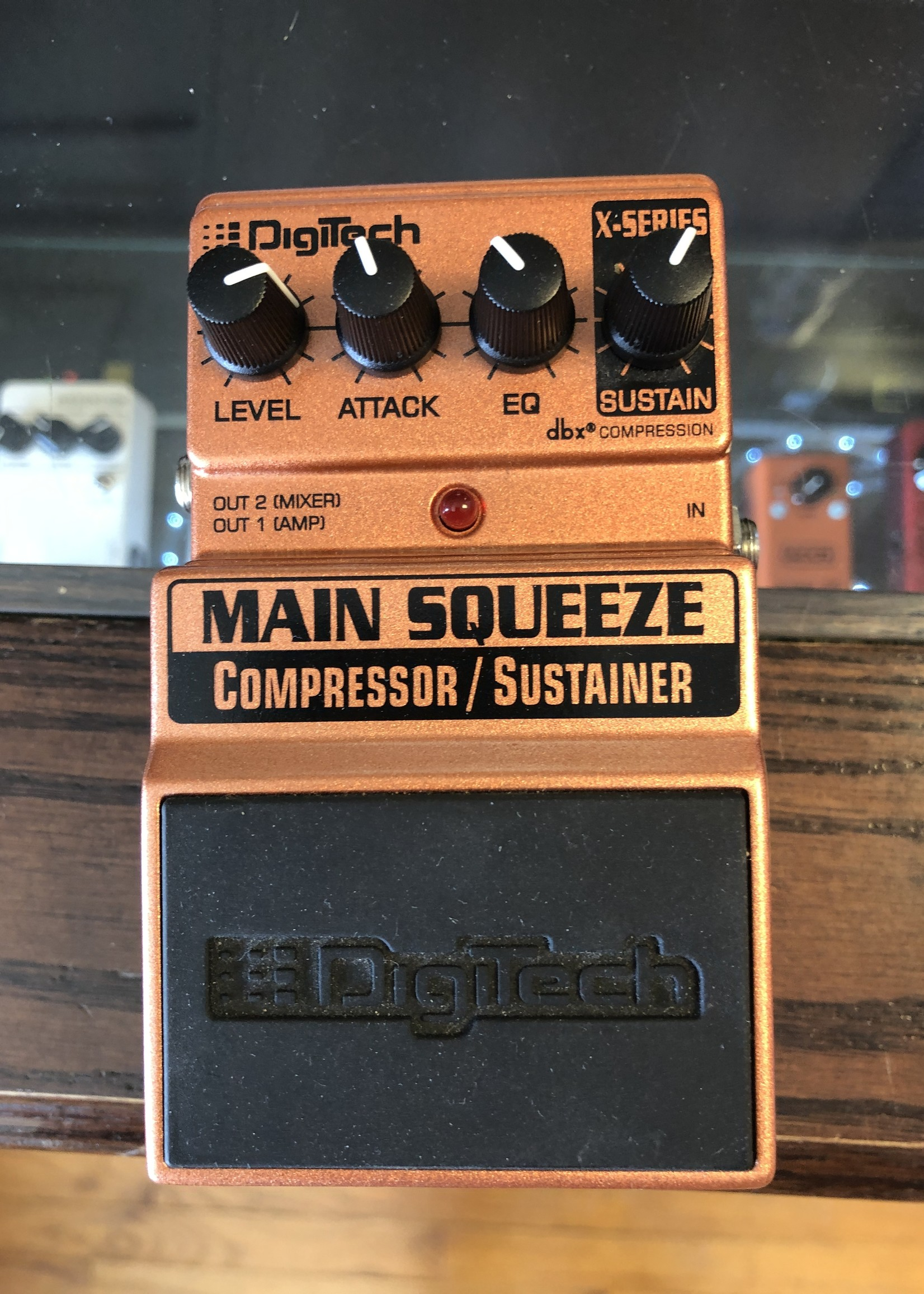 Digitech Main Squeeze (used)