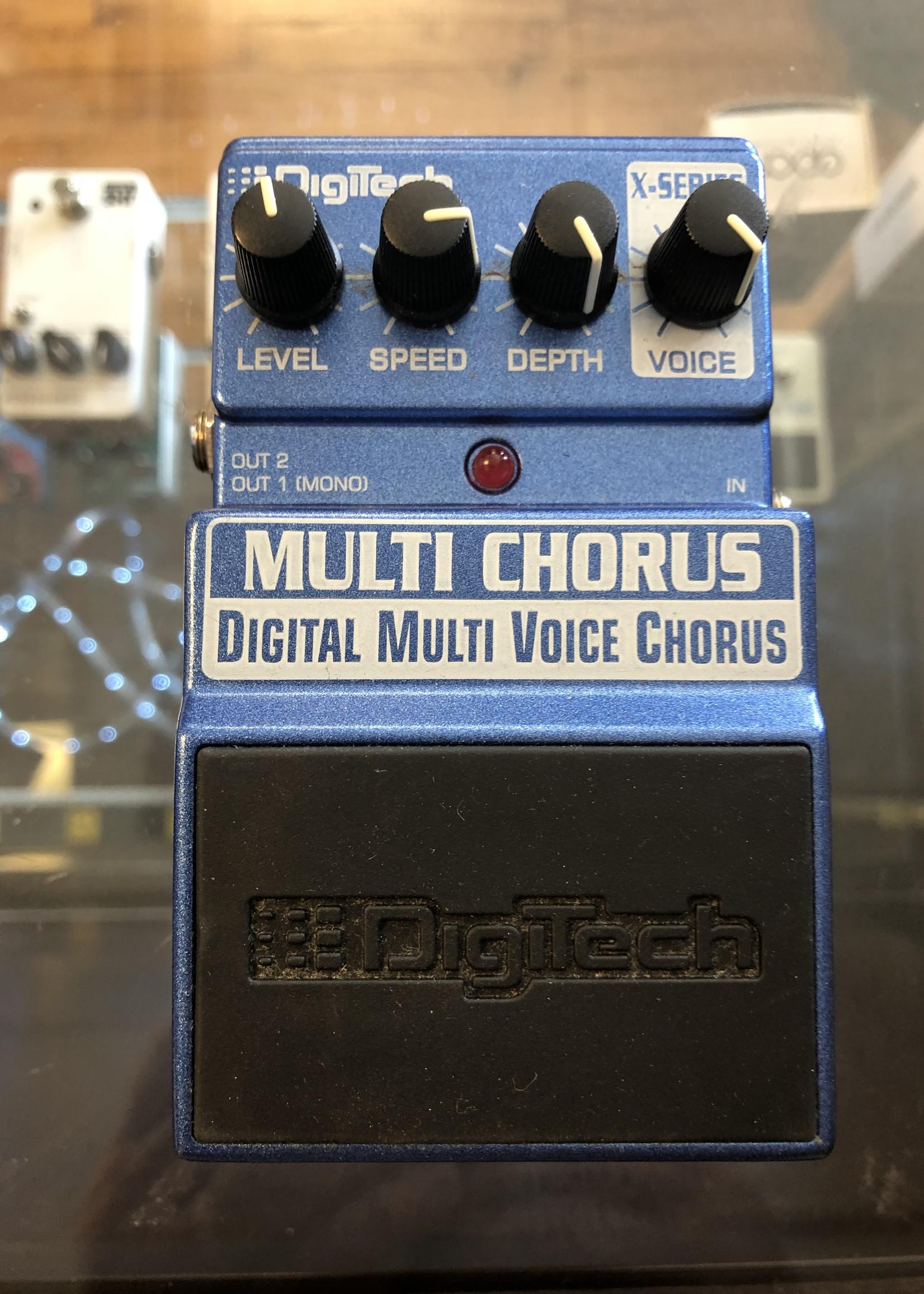 Digitech Multi Chorus (used)