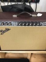 Fender Deluxe Reverb RI Spec. Con. G.C.