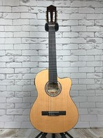 Stagg C546TCE-N Nylon String *DEFECTIVE PREAMP*