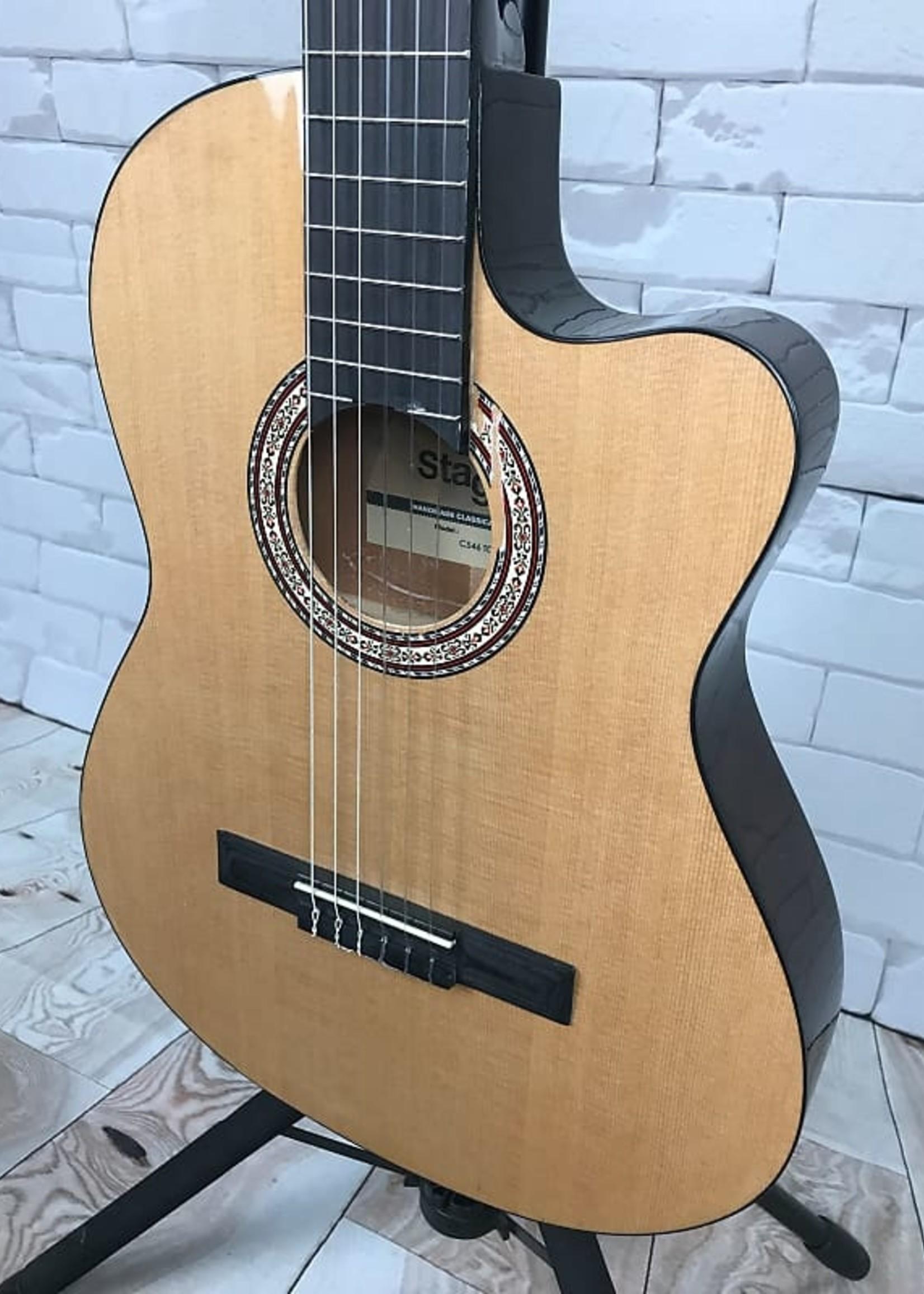 Stagg C546TCE-N Nylon String