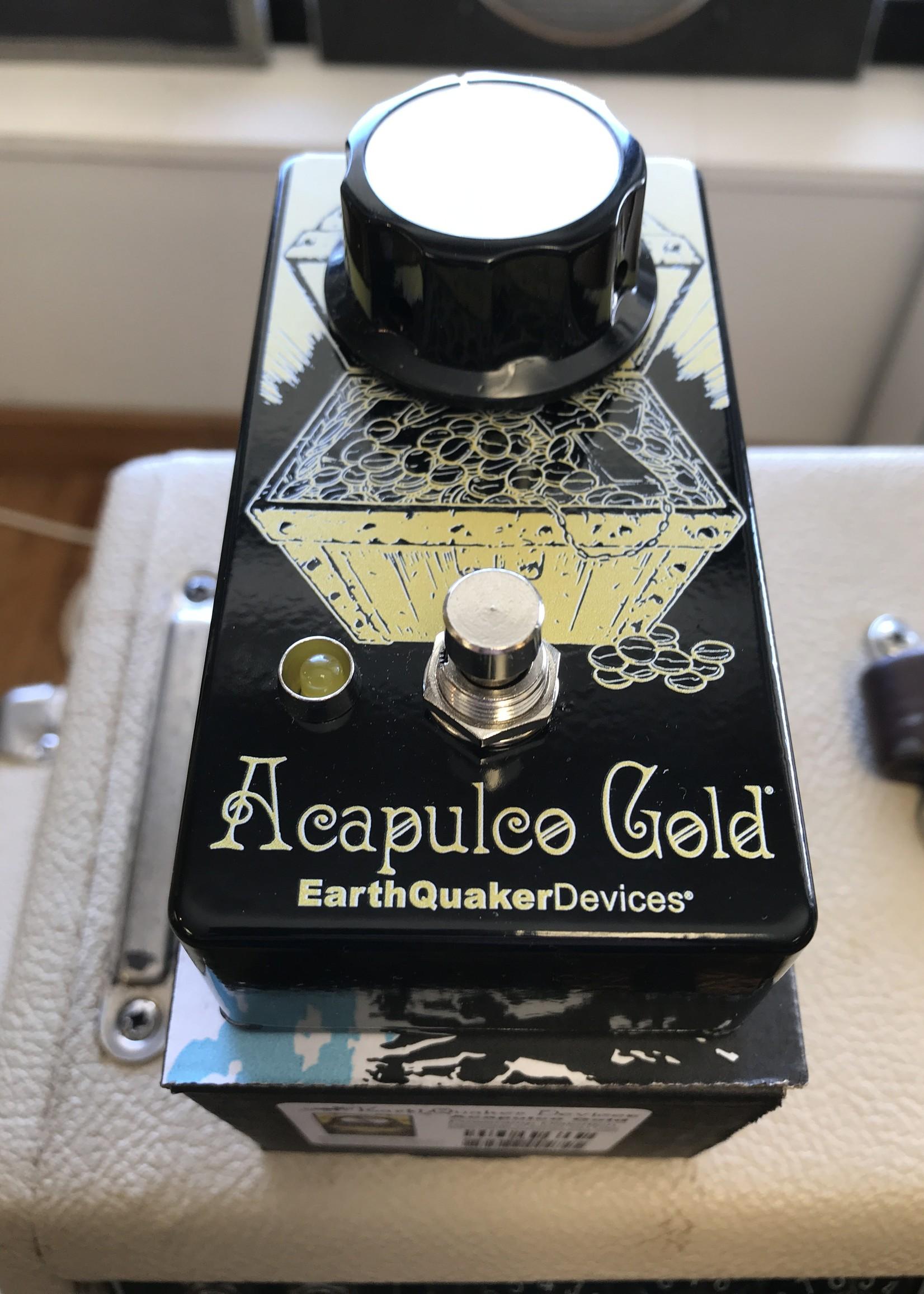 EarthQuaker Devices EQD Acapulco Gold V2