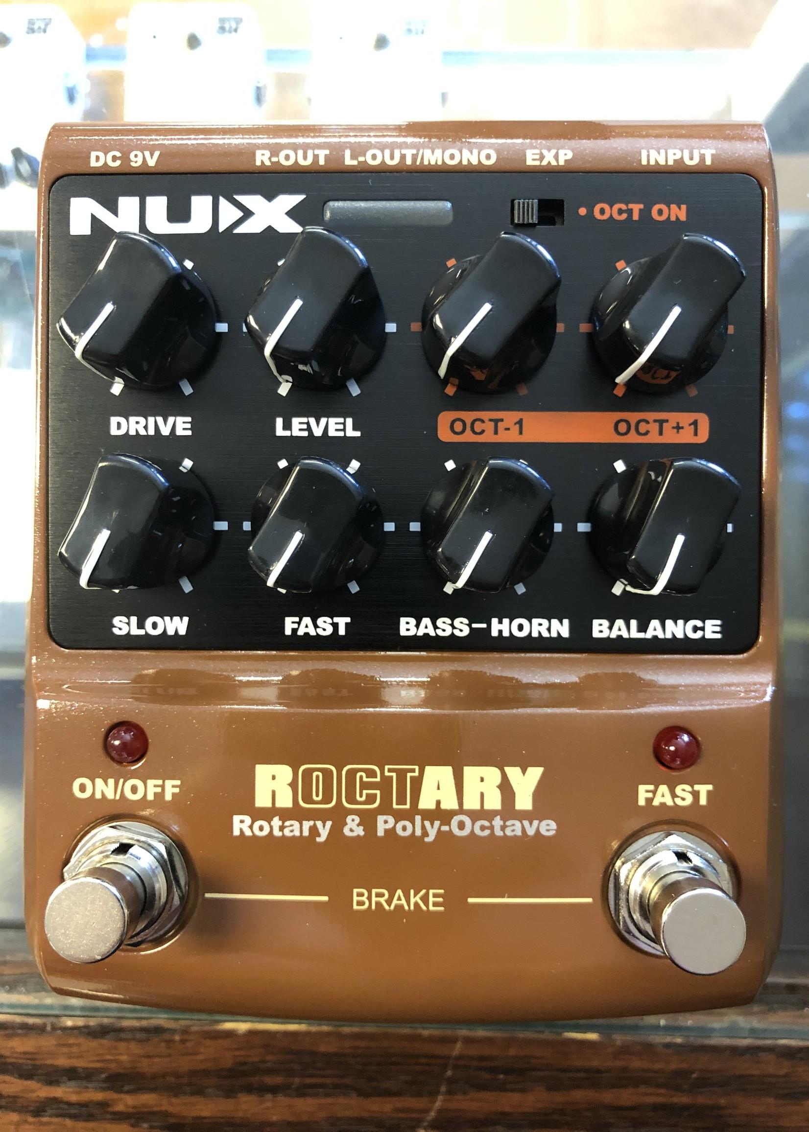 Nux NUX Roctary Rotating Speaker