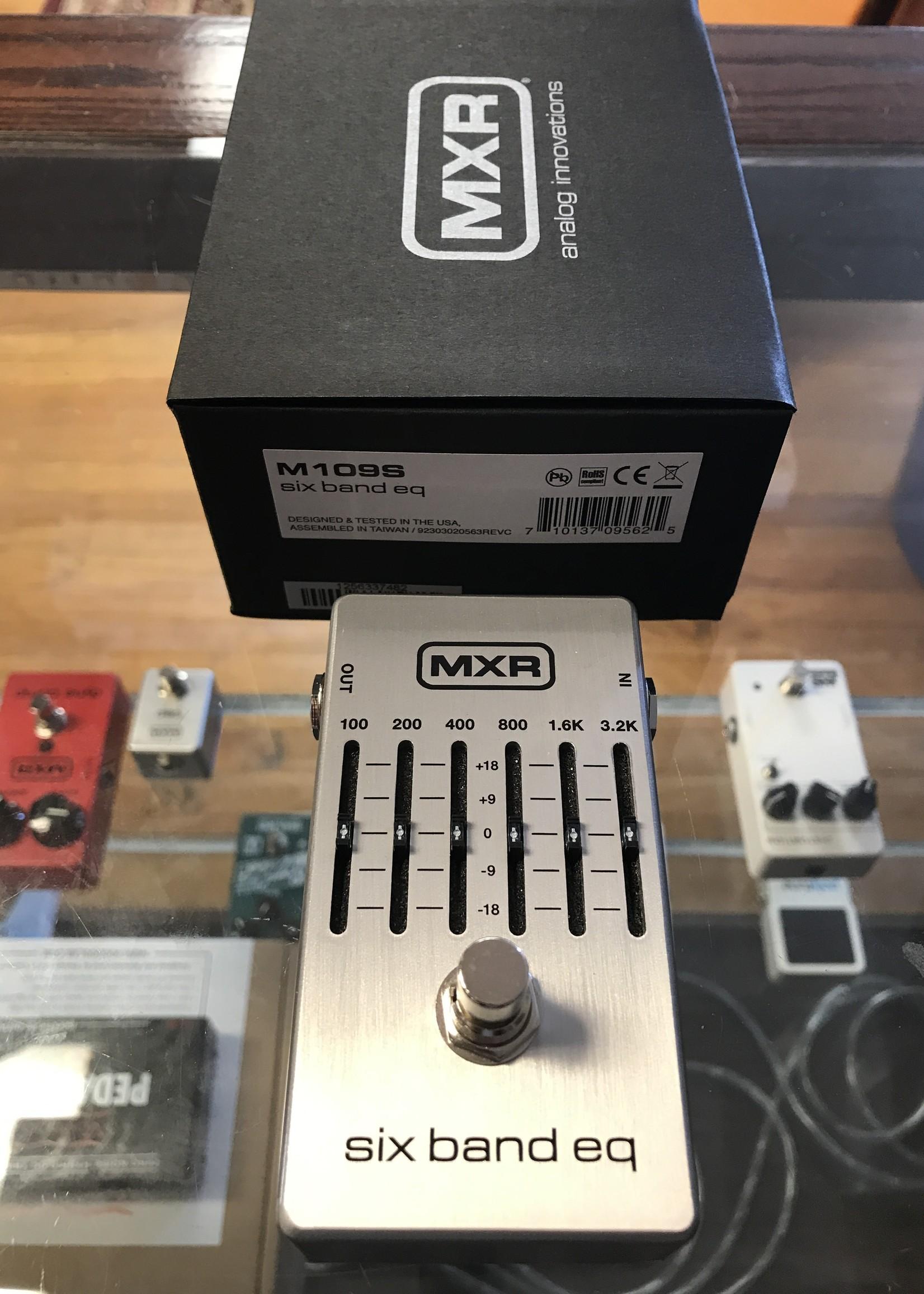 MXR MXR M109S 6 band Eq