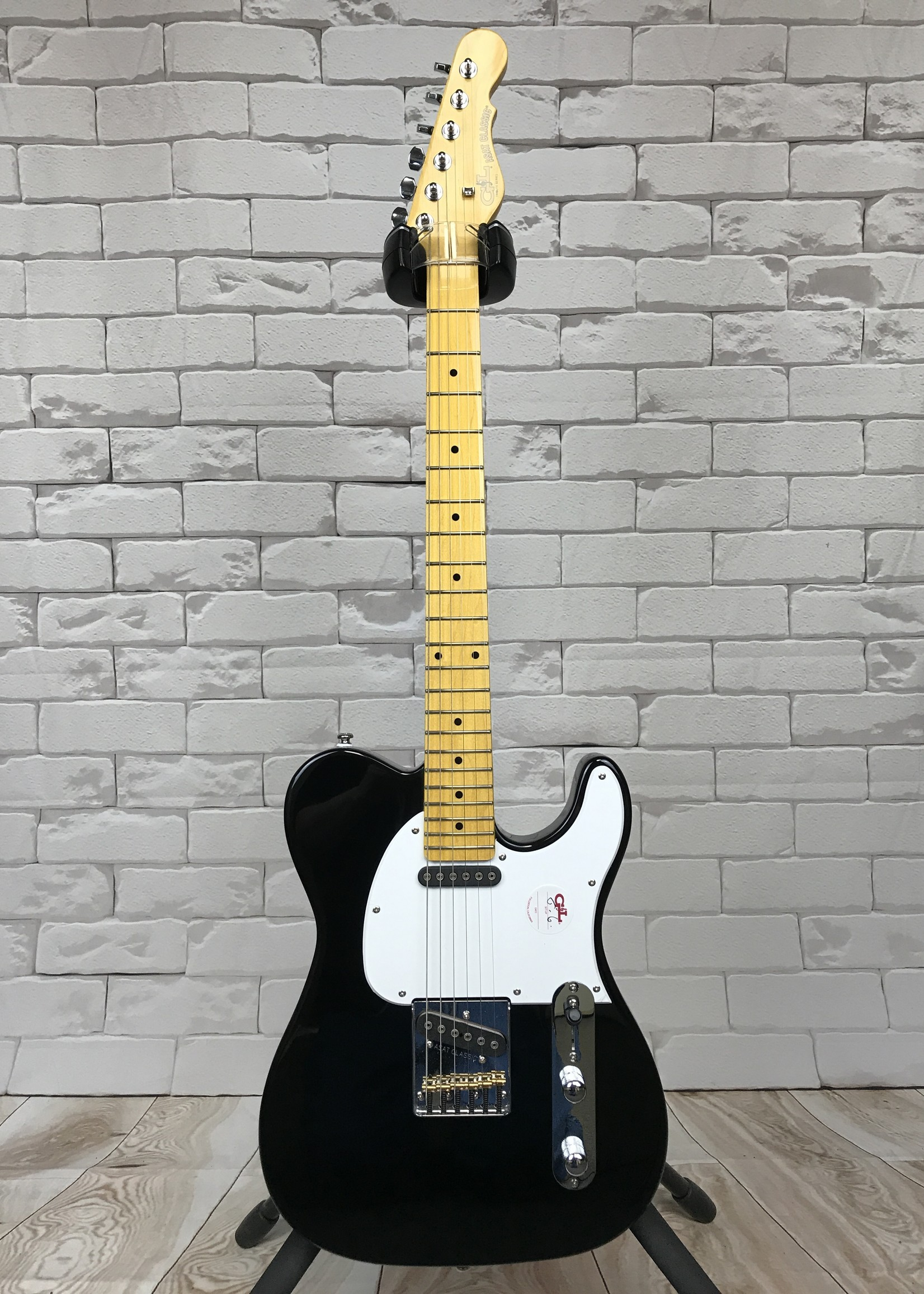 G&L Guitars G&L  Tribute Asat Classic Black