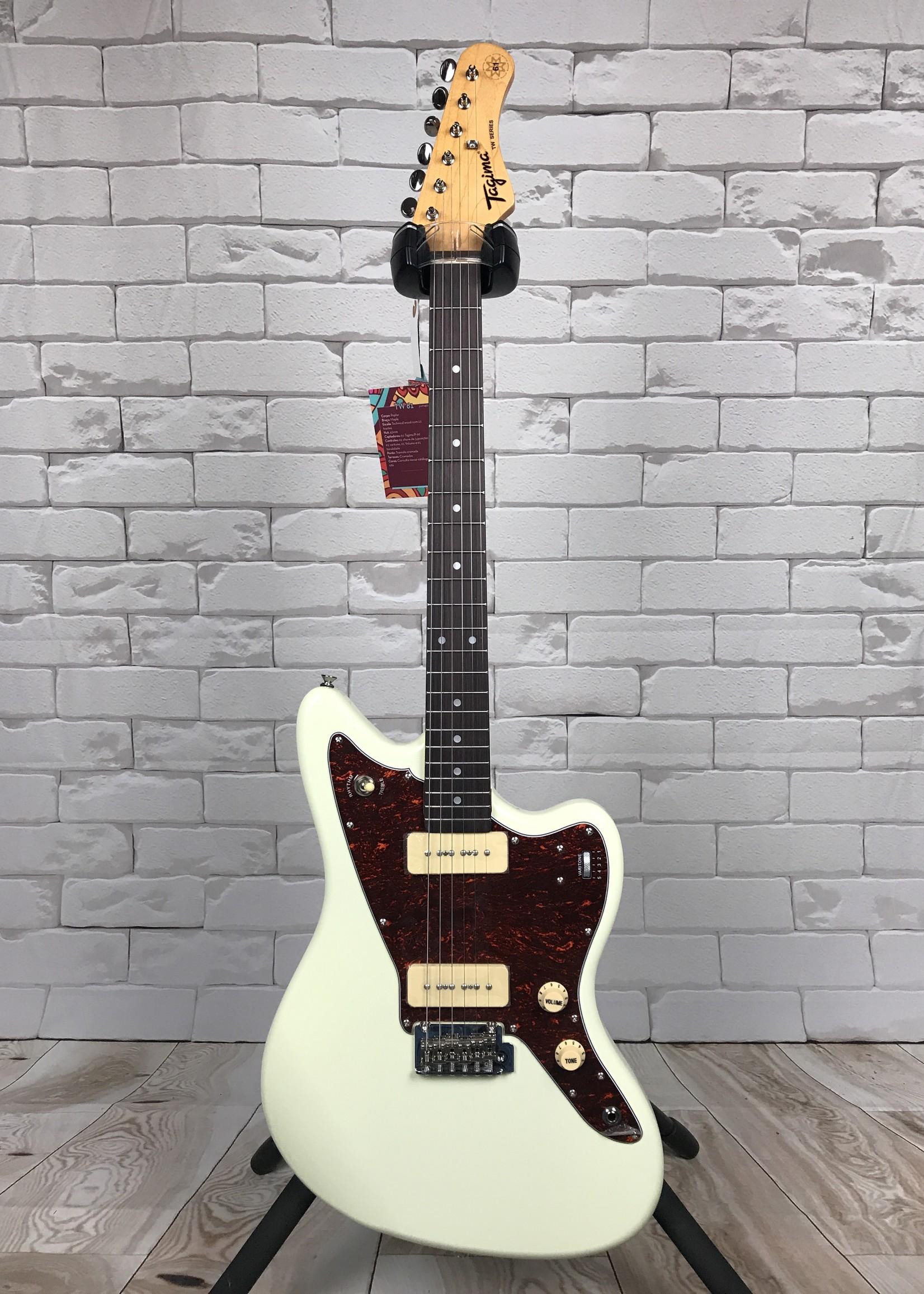 Tagima TW-61 Vintage White