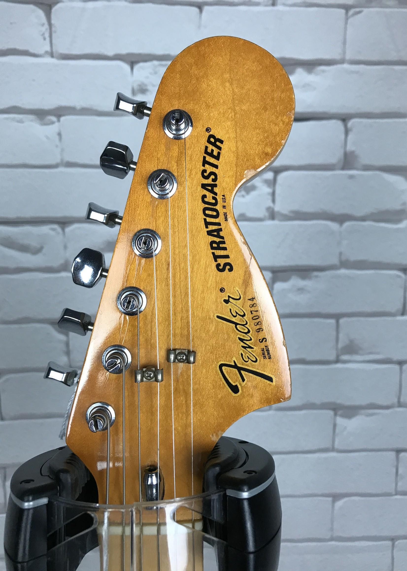 1981 Fender Strat Cons MP