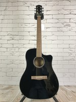 Fender CD-60SCE with gig bag (used)