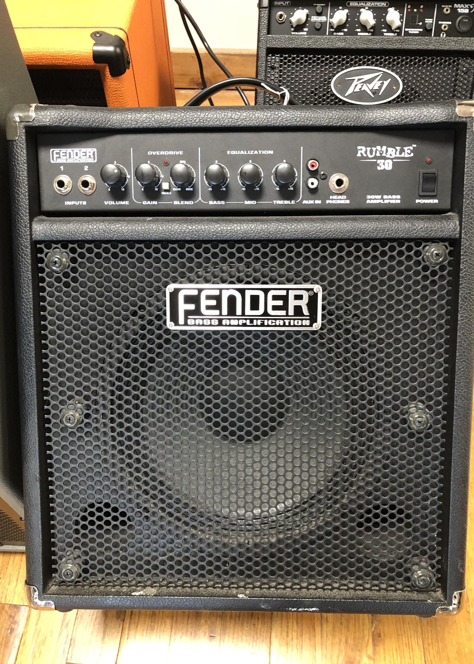 Fender Rumble 30 (con) JW