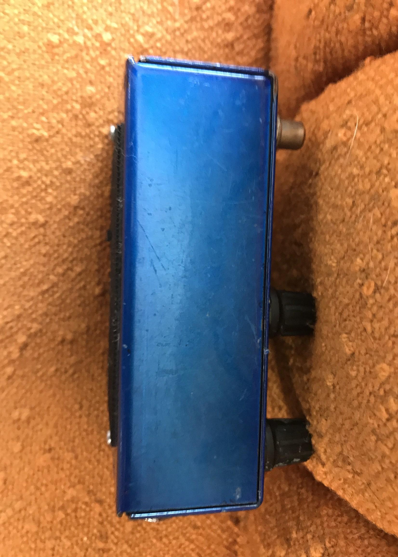 Mentatone Menatone Blue Collar Con SW