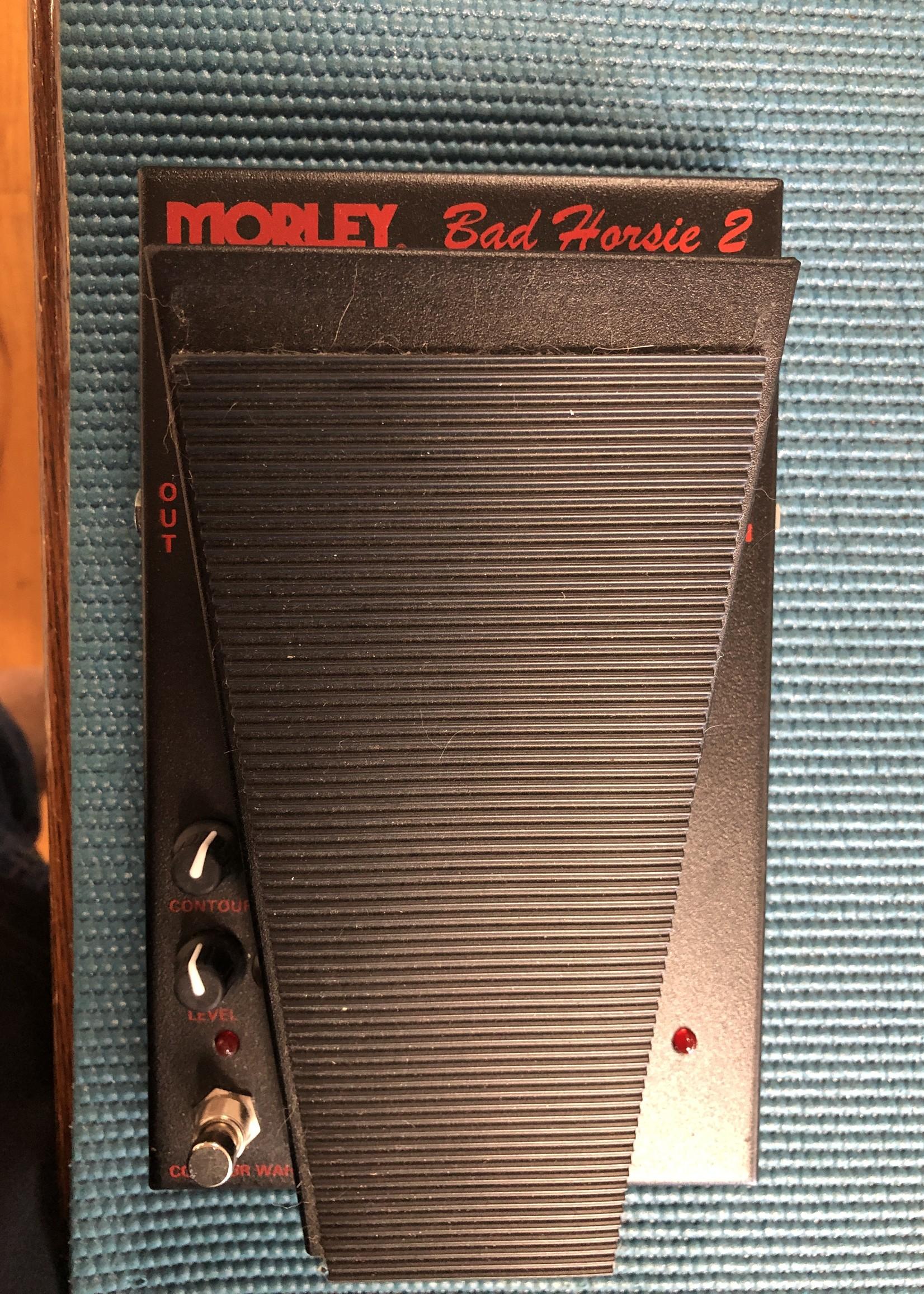 Morley Bad Horsie 2 wah (con) SW