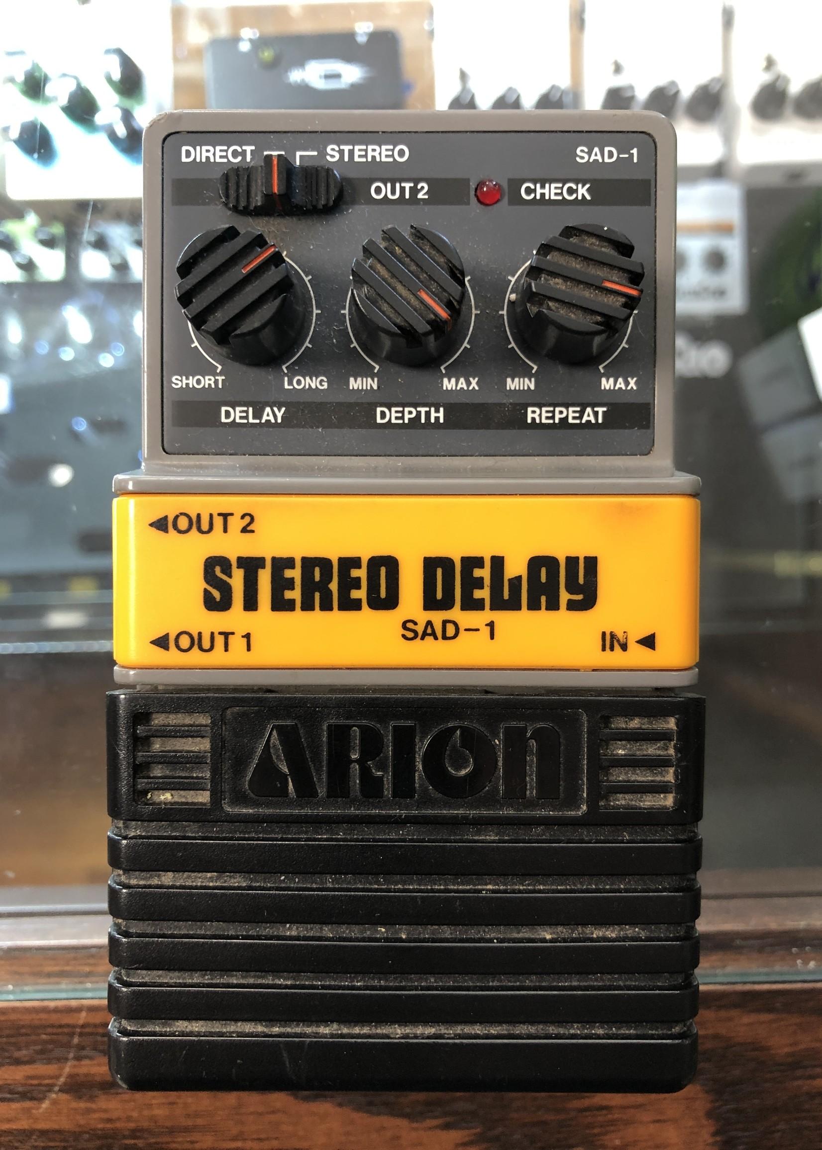 Arion SAD-1 stereo delay (con) SW