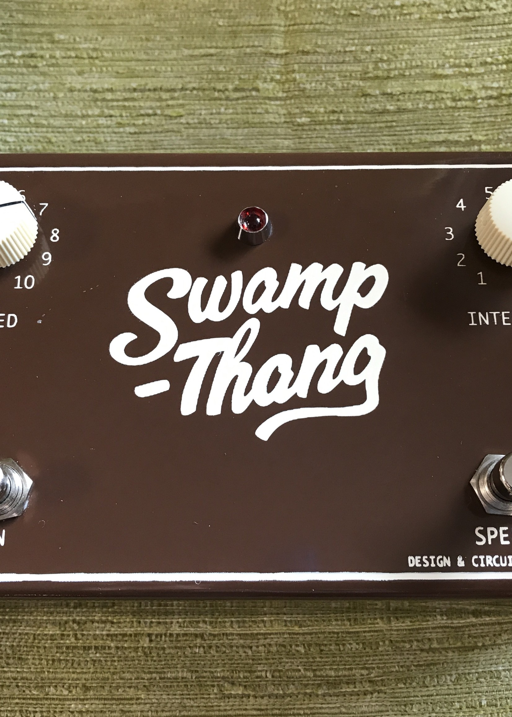 Monster Effects Monster Effects Swamp Thing