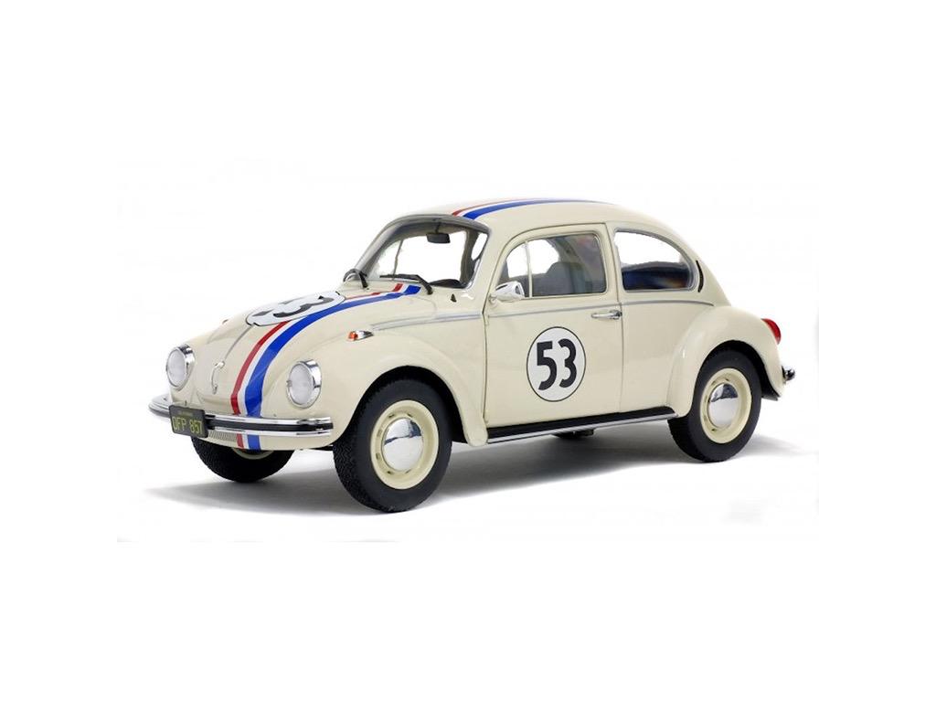 Diecast Solido 1:18 #53 VW Beetle 1303 Racer