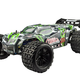 Cars Elect RTR RIVER HOBBY 1/8 Cobra EBL brushed RTR w/40A ESC/590 motor with cooling fan/8.4V 1800mah NIMH/ 2.4GHz/ wall charger, 3diffs, 6kg servo, no wheelie; R024