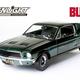 Diecast Diecast 1:18 Bullitt 1968 Ford Mustang GT Fastback Movie