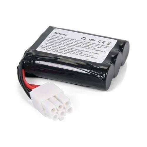 Battery LiPo BlackZon Warrior  Li-Ion Battery 9.6V 800Mah