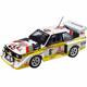 Plastic Kits Beemax Kit 1/24 Audi Quattro S1 Rally Montecarlo 1985