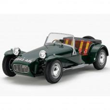 Plastic Kits TAMIYA (l) Lotus Super 7 Series II 1:24