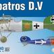 Plastic Kits Eduard 1/48 Albatros D.V Plastic Model Kit