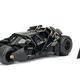 Diecast DDA 1/24 2008 Batmobile Dark Knight with figure
