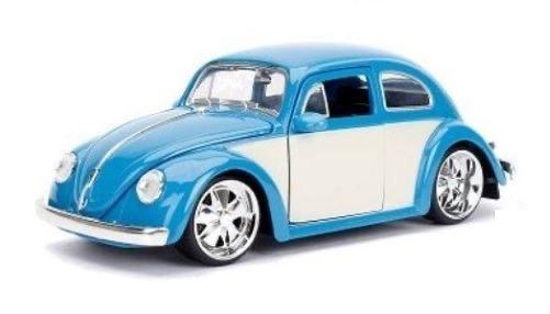 Diecast DDA 1/24 BTK 1959 VW Beetle Gloss Blue