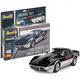 Plastic Kits REVELL (k) 78 Corvette (C3) Indy Pace Car -  1:24 Scale (includes paint, brush & glue)