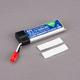 Battery LiPo 500mAh 1-Cell 3.7V 25C Li-Po 120SR