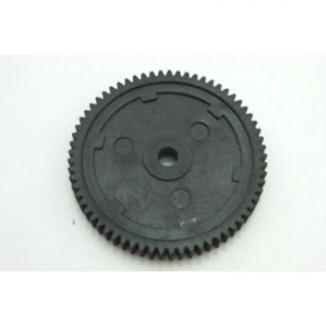 Parts River Hobby 70T Spur Gear 1 Pce (Brushed) suit VRX Bullet