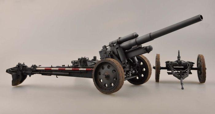Plastic Kits I LOVE KIT (k) 1:16 GERMAN 15cm SFH 18 Howitzer