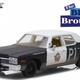 Diecast DDA Greenlight 1:24 1974 Dodge Monaco Blues Mobile Blues Brothers Movie