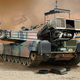 Plastic Kits Ryefield 1/35 M1A1/ A2 Abrams w/full Interior & Workable Track Links Plastic Model Kit