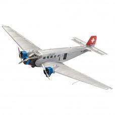 Plastic Kits REVELL (j) Junkers JU52/3M Civil - 1:72 Scale