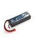 Battery LiPo LRP Antivax 5400 Graphene - 7.6v LIHV - 45C LiPo Car Hardcase